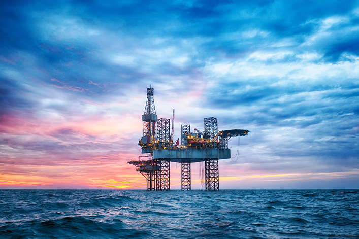 How do oil, gas, and energy companies use digital asset management?