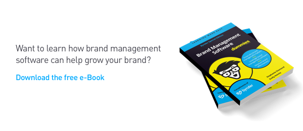 Brand management software for dummies by Bynder3