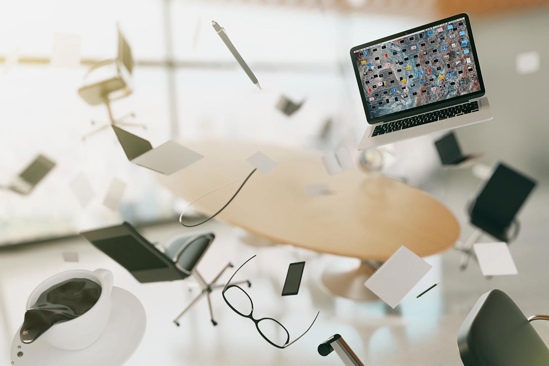 Bekämpfen Sie digitales Durcheinander zusammen mit Produktivitätsguru Deb Lee