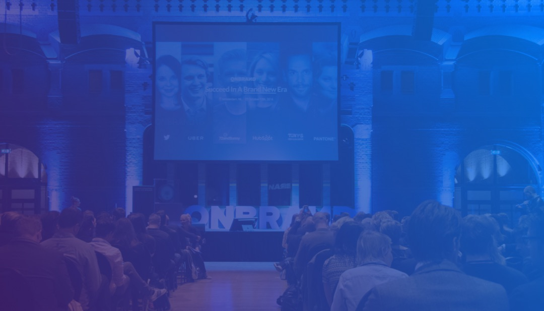 What's on at OnBrand '17