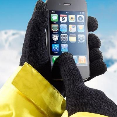 Handschuhe fuer Touchpad Bedienung