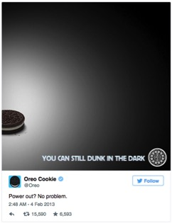 You can still dunk in the dark tweet