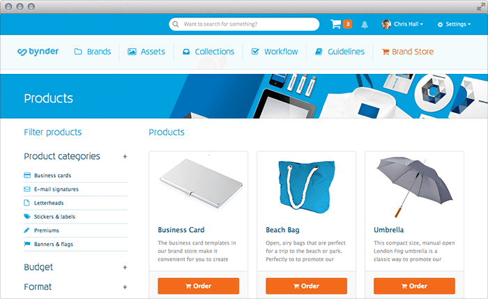 An Online Store Designed Specifically for Promotional Material