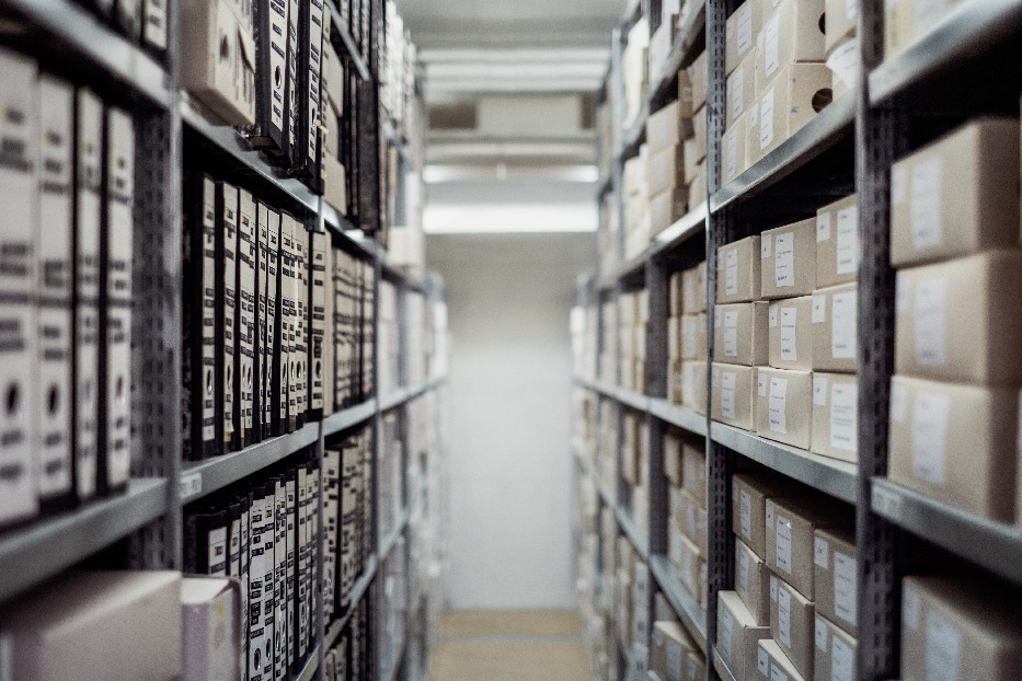 Archival collections in digital asset management systems: Lifecycle