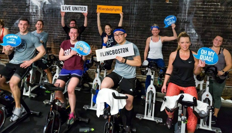 Bynder Participating In 2016 Youth Venture Spin-A-Thon